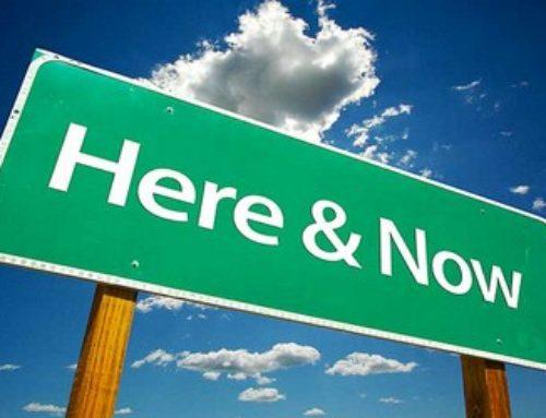 Mindfulness: 5 pasos para vivir el momento